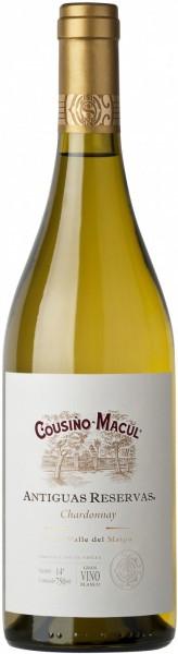 "Вино Cousino-Macul, ""Antiguas Reservas"" Chardonnay, 2012"
