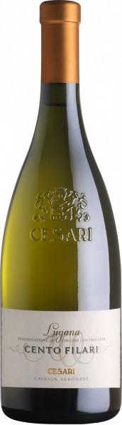 """Вино Gerardo Cesari, """"Cento Filari"""", Lugana DOC"""