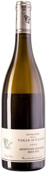 Вино Domaine de La Taille Aux Loups, Remus Plus, Montlouis sur Loire AOC, 2014