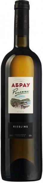 """Вино Abrau-Durso, Riesling """"Abrau"""""""
