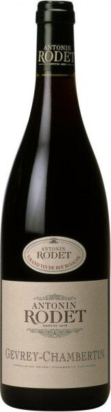Вино Antonin Rodet, Gevrey?Chambertin AOC, 2012