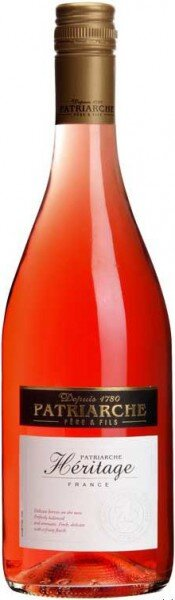 "Вино Patriarche, ""Heritage"" Rose Semi Dry"