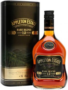 "Ром ""Appleton Estate"" Rare Blend, 12 Years Old, gift box, 0.7 л"