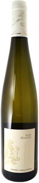 """Вино Domaine Pierre Luneau-Papin, """"Folle Blanche"""", Muscadet Sevre et Maine Sur Lie AOC, 2015"""
