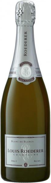 Шампанское Louis Roederer, Brut Blanc de Blancs, 2006