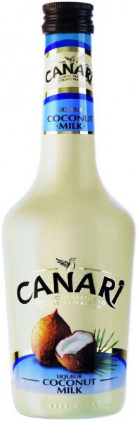 "Ликер ""Canari"" Coconut Milk, 0.35 л"
