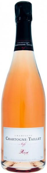 Шампанское Chartogne-Taillet, Le Rose Brut, Champagne AOC