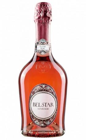 Игристое вино Bisol Belstar Сuvee Rose Extra Dry 0.75л