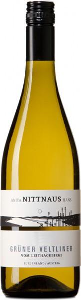 Вино Nittnaus, Gruner Veltliner vom Liethagebirge