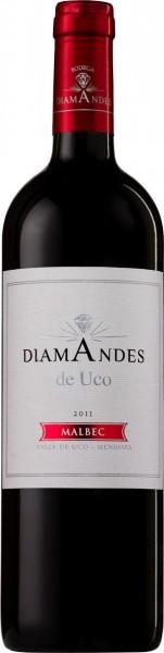 Вино Diamаndes de Uco Malbec, 2011