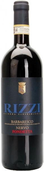 "Вино Cantina Rizzi, ""Fondetta"", Barbaresco DOCG Nervo, 2008"
