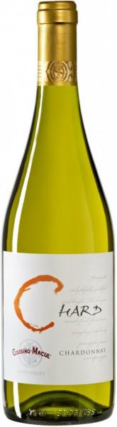 Вино Cousino-Macul, Chardonnay, Maipo Valley, 2015
