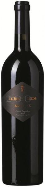 """Вино Bernard Magrez, """"Le Bien Decide"""" Gerard Depardieu, Coteaux du Languedoc AOC, 2009"""