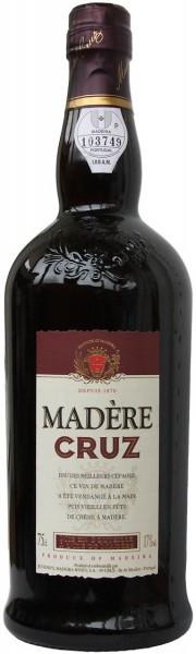 Вино Porto Cruz, Madere