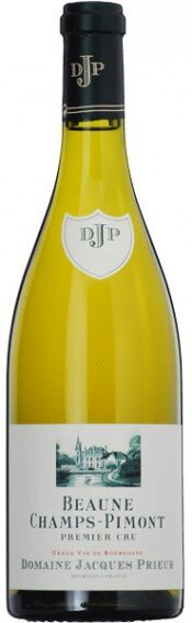 """Вино Domaine Jacques Prieur, Beaune Premier Cru """"Champs-Pimont"""" Blanc, 2008, 0.375 л"""