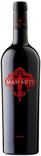 """Вино Feudo Maccari, """"Maharis"""", Sicilia IGT, 2013"""