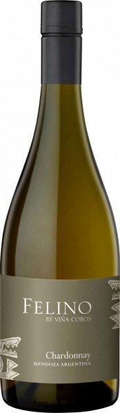 "Вино Vina Cobos, ""Felino"" Chardonnay, 2015"