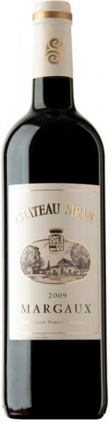 Вино Chateau Siran, Margaux AOC Cru Bourgeois, 2009