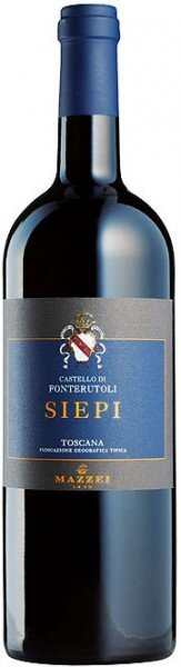 Вино Fonterutoli, Siepi, 2002