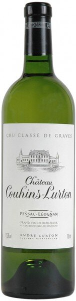 "Вино Andre Lurton, ""Chateau Couhins-Lurton"" Blanc, 2010"