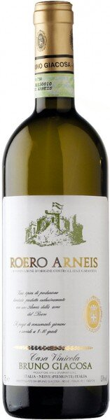 Вино Bruno Giacosa, Roero Arneis DOCG, 2014