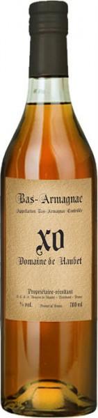 "Арманьяк ""Domaine de Haubet"" XO, Bas-Armagnac AOC, 2.5 л"
