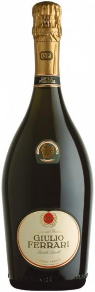 """Игристое вино Ferrari """"Giulio Ferrari"""" Brut Riserva, 2006, Trento DOC"""