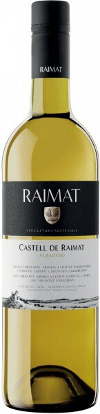 "Вино Raimat, ""Castell de Raimat"" Albarino, Costers del Segre DO, 2011"