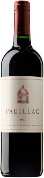 Вино Le Pauillac de Chateau Latour, Pauillac AOC, 2007