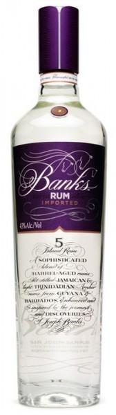 Ром Banks 5 Island Rum, 0.1 л
