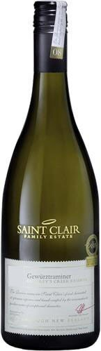Вино Saint Clair, Godfrey's Creek Reserve Gewurztraminer, 2009
