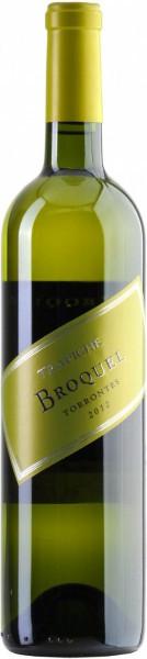 """Вино Trapiche, """"Broquel"""" Torrontes, 2012"""