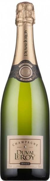 Шампанское Duval-Leroy, Brut, 1992
