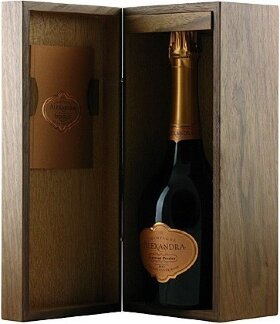 Шампанское Alexandra Rose Brut (in wooden box) 1998