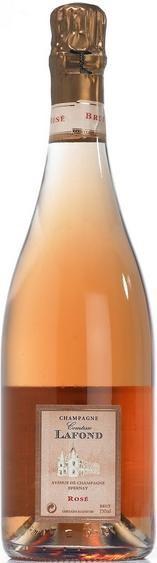 Шампанское Comtesse Lafond Rose Brut