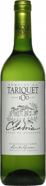 """Вино Domaine du Tariquet, """"Classic"""", Cotes de Gascogne VDP, 2015"""