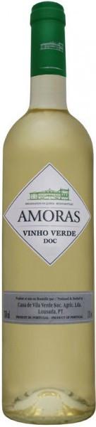 """Вино Casa Santos Lima, """"Amoras"""" Vinho Verde DOC, 2015"""