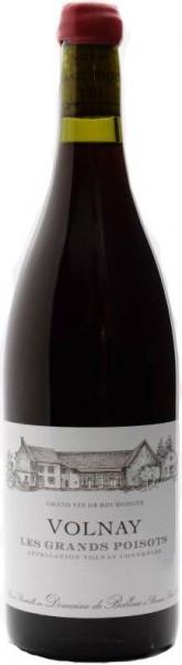 """Вино Domaine de Bellene, Volnay """"Les Grands Poisots"""" AOC, 2014"""