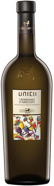 Вино Tenuta Ulisse Unico Trebbiano d'Abruzzo DOC 2008