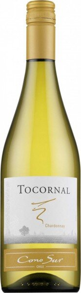 "Вино Cono Sur, ""Tocornal"" Chardonnay, Central Valley DO, 2013"