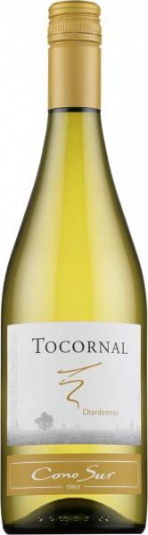 "Вино Cono Sur, ""Tocornal"" Chardonnay, Central Valley DO, 2013"