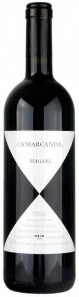 "Вино Gaja, ""Magari"", Ca Marcanda, Toscana IGT, 2011, 0.375 л"
