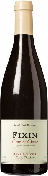 "Вино Domaine Rene Bouvier, Fixin ""Crais de Chene"" AOC, 2013"