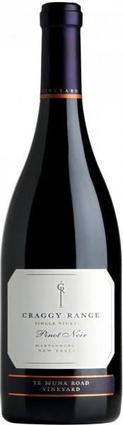 Вино Craggy Range, Pinot Noir, Te Muna Road Vineyard, 2013