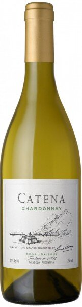 """Вино Catena Zapata, """"Catena"""" Chardonnay, Mendoza, 2015"""