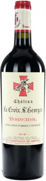 Вино Chateau La Croix Saint Georges Pomerol AOC 2007
