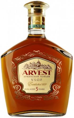 "Коньяк ""Arvest"" VSOP, 0.7 л"