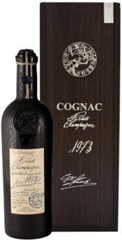 Коньяк Lheraud Cognac 1973 Petite Champagne, 1.5 л
