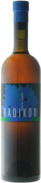 Вино Radikon, Ribolla Gialla, 2005, 0.5 л