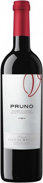 "Вино Finca Villacreces, ""Pruno"", Ribera del Duero DO, 2012"